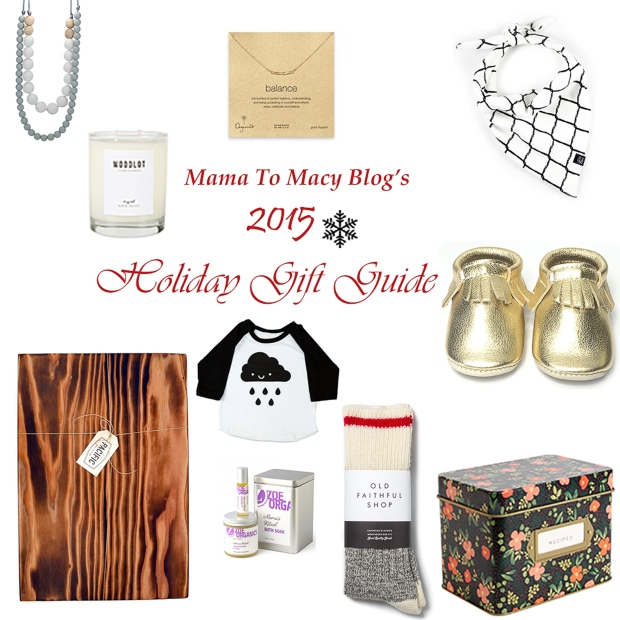 mamatomacy holiday gift guide